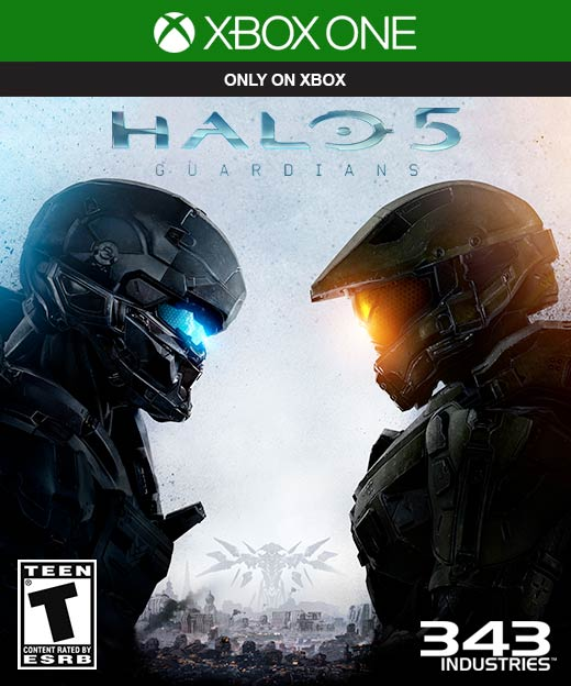 Reseña Halo 5 Xbox One
