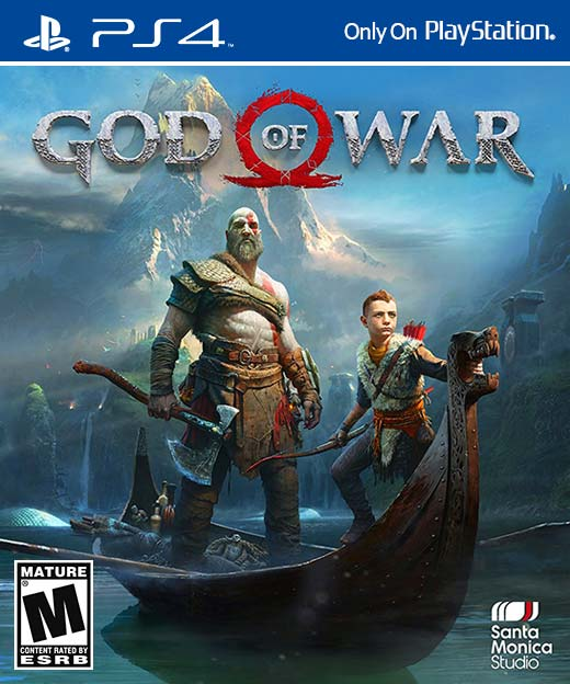 God of War Cover
